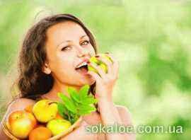 питание для женщин