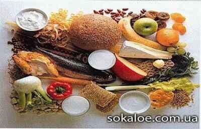 готовые наборы здорового питания