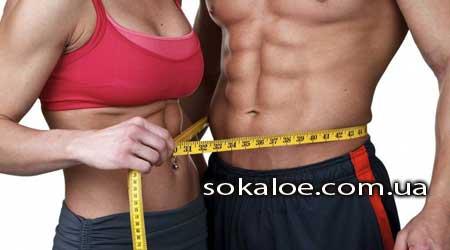 Как похудеть какой рацион питания