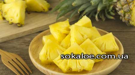 Ananasovaja-dieta