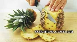 Chem-polezen-ananas