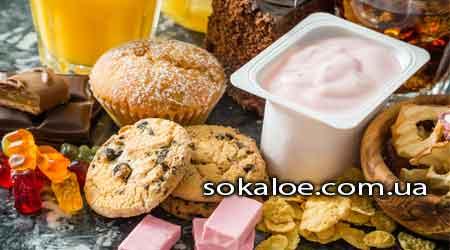 high-sugar-foods